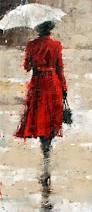 crveno kisa