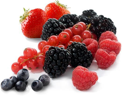 piccoli frutti